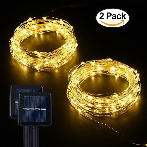 Best Quality Solar String Lights : Best Rated Outdoor Solar Powered String Lights 2017 - Top Product Reviews