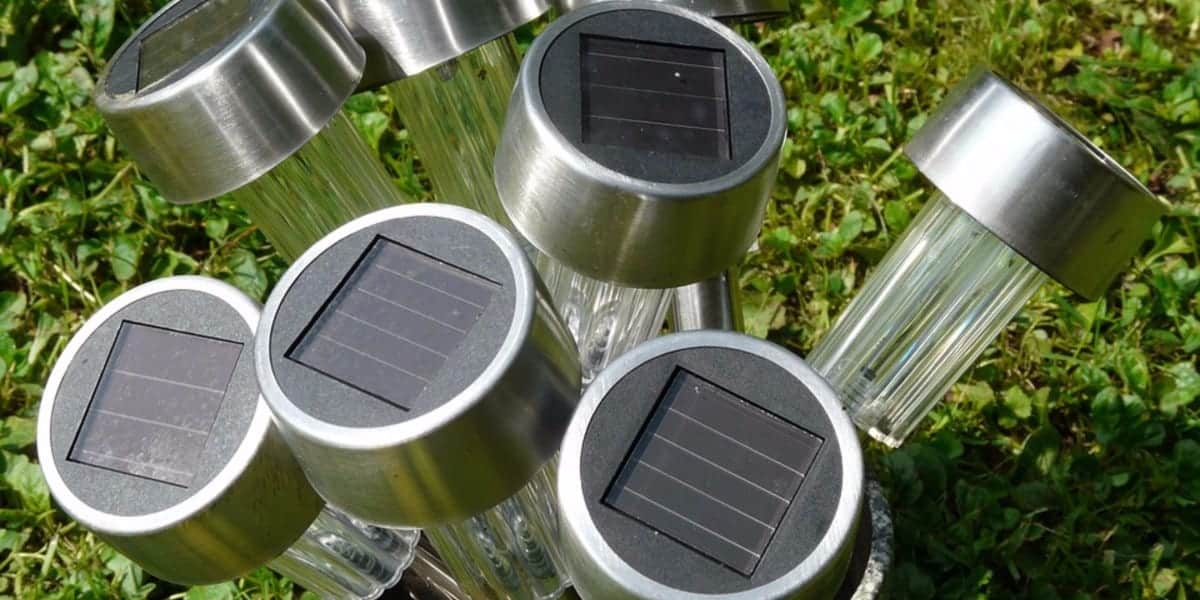 best solar powered garden lights reviews