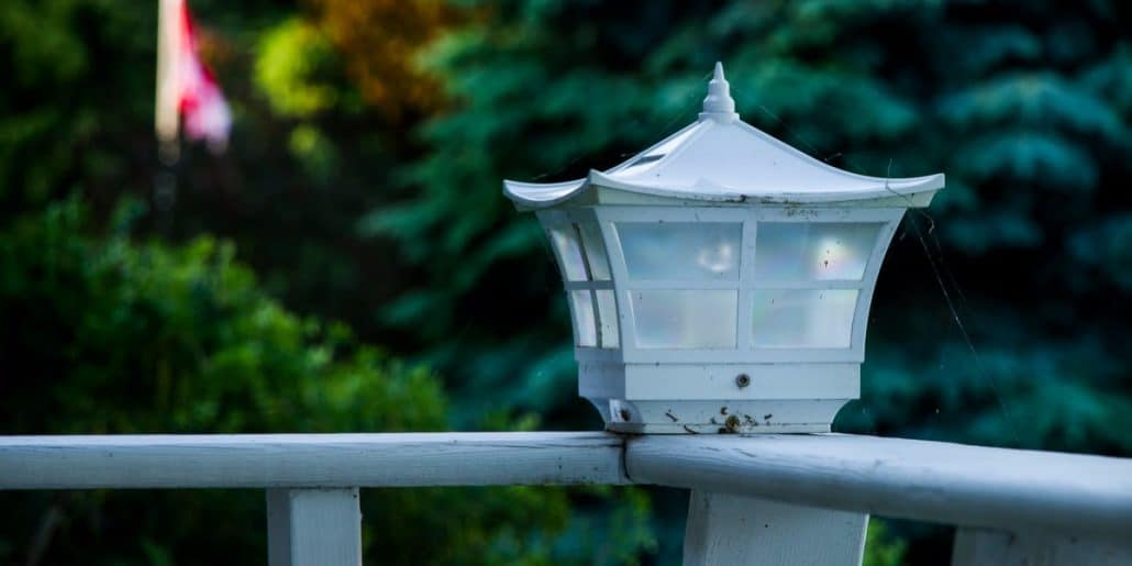 Best Rated Outdoor Solar Powered Deck Lights 2019 Top