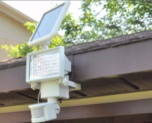 Best Outdoor Solar Motion Security Lights